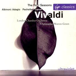 Vivaldi:The Four Seasons, etc 2003 Christopher Warren-Green