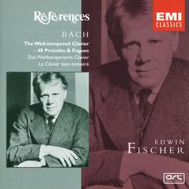 Bach: The Well-Tempered Clavier - 48 Preludes & Fugues BWV 846-893 1999 Edwin Fischer