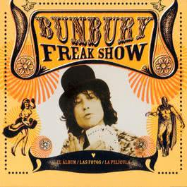 Freak Show 2014 Enrique Bunbury