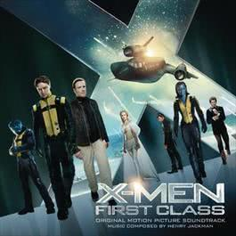 X-MEN: FIRST CLASS 2011 Henry Jackman