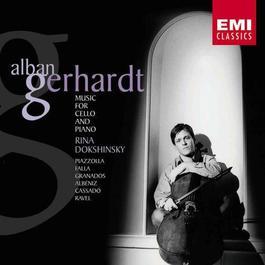 Music for Cello and Piano 1999 阿班.蓋哈特