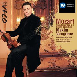 Mozart Concertos 2007 Maxim Vengerov