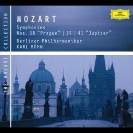 "Mozart: Symphonies Nos.35 ""Haffner"", 36 ""Linzer"", 38 ""Prager"", 39, 40, 41 ""Jupiter"" 1995 Karl Böhm; Berliner Philharmoniker"