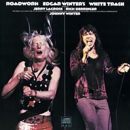 WHITE TRASH ROADWORK 1989 Edgar Winter