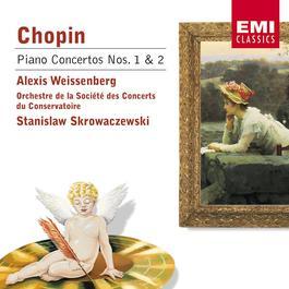 Chopin : Piano Concertos 1 & 2 2001 Alexis Weissenberg