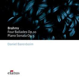 Brahms : 4 Ballades Op.10 : No.4 in B major 1996 Daniel Barenboim
