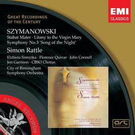 Szymanowski: Choral Works 2006 Sir Simon Rattle