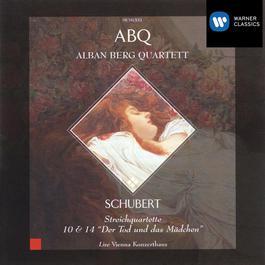 """Streichquartette 10 & 14 """"Der Tod und das Mädchen"""" 1996 Alban Berg Quartet"""