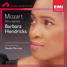 Mozart Sacred Arias 2006 Barbara Hendricks