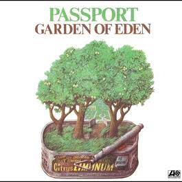 Garden Of Eden (Dawn) 1979 Klaus Doldinger's Passport