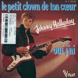 Le petit clown de ton coeur (Digital 45) 2009 Johnny Hallyday