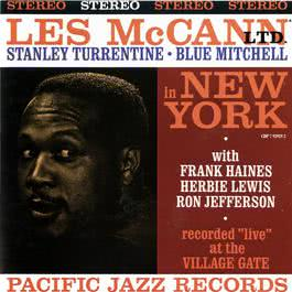 Les McCann LTD in New York [feat. Stanley Turrentine & Blue Mitchell] 2012 Les McCann Ltd