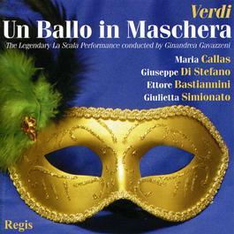Verdi : Un ballo in maschera 2002 Maria Callas