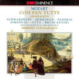 Mozart: Così fan tutte (Highlights) 1993 Herbert Von Karajan
