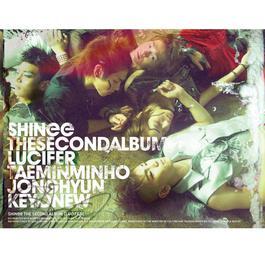 LUCIFER 2010 SHINee