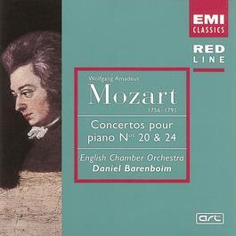 Mozart: Piano Concertos Nos 20 & 24 1998 Daniel Barenboim