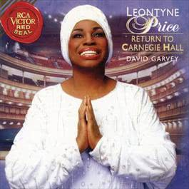 Leontyne Price - Return to Carnegie Hall 2012 Leontyne Price