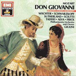 Mozart: Don Giovanni - Highlights 1989 Carlo Maria Giulini; Elisabeth Schwarzkopf; Eberhard Waechter