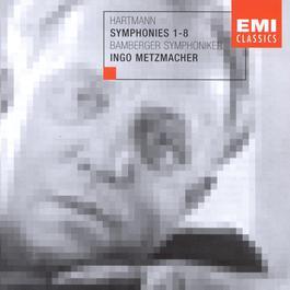 Hartmann: Sinfonien Nr.1-8 · 1.-3.CD 2000 Ingo MetzmacHer