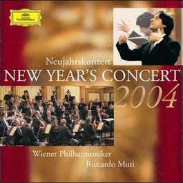New Year's Concert 2004 2004 Riccardo Muti; 維也納愛樂樂團