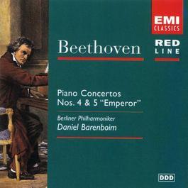 Beethoven: Piano Concertos Nos. 4 & 5 2005 Daniel Barenboim