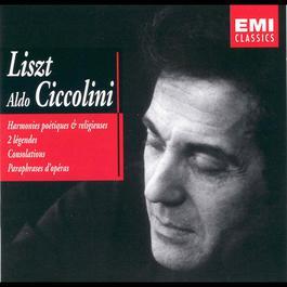 Harmonies Poetiques Et Religieuses 2003 Aldo Ciccolini
