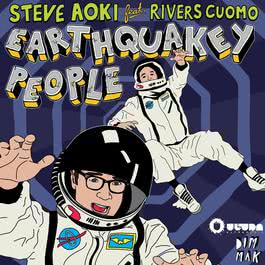 Earthquakey People 2011 Steve Aoki