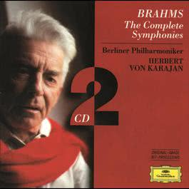 Brahms: The Complete Symphonies 1997 Herbert Von Karajan; Berliner Philharmoniker