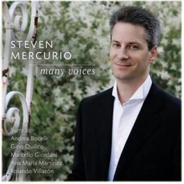Steven Mercurio: Many Voices 2006 Steven Mercurio