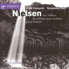 Violin Concerto/Symphony No.4 1994 Arve Tellefsen