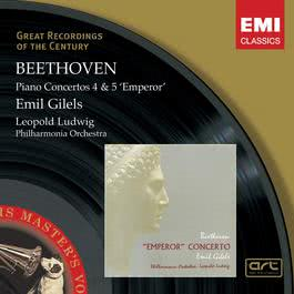 Beethoven: Piano Concerto Nos 4 & 5 2005 Emil Gilels