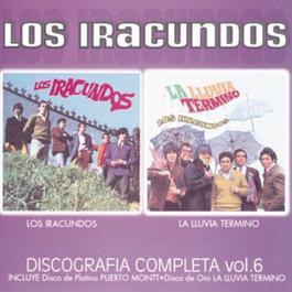 Discografia Completa Vol.6 2010 Los Iracundos