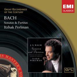 Bach: Sonatas & Partitas 2005 Itzhak Perlman