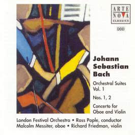 Bach  Orchestral Suites 1970 Ross Pople