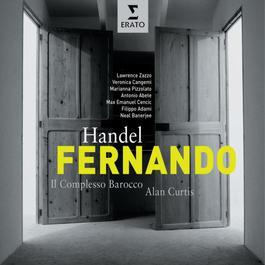 Handel: Fernando, Re Di Castiglia 2007 Alan Curtis