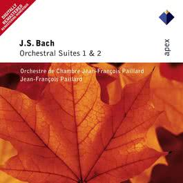 Bach, JS : Orchestral Suite No.2 in B minor BWV1067 : V Polonaise & Double 2006 Jean-Francois Paillard