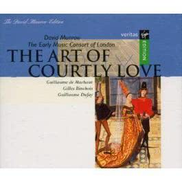 The Art of Courtly Love 2005 The Early Music Consort Of London
