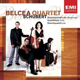 Schubert: String Quartets 2005 Belcea Quartet