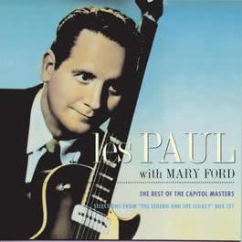 "The Best Of The Capitol Masters / Selections From ""The Legend And The Legacy"" Box Set 1992 Les Paul"