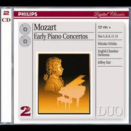 Mozart: Early Piano Concertos 2008 English Chamber Orchestra; Jeffrey Tate; Mitsuko Uchida