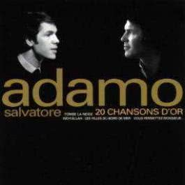 20 Chansons D'or 1998 Salvatore Adamo