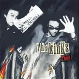 Phobia 1993 The Kinks