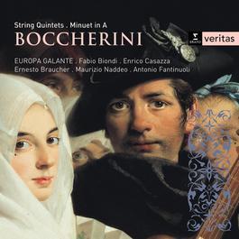 Boccherini: String Quintets 2007 Europa Galante