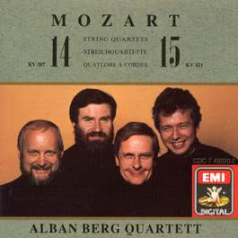 String Quartets Nos.14 & 15 1997 Alban Berg Quartet