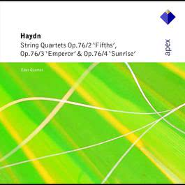 Haydn : String Quartets Op.76 Nos 2 - 4  -  Apex 2007 Eder Quartet