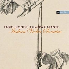 Italian Violin Sonatas 2005 Europa Galante