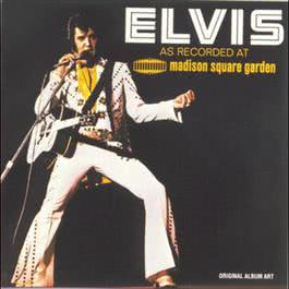 Elvis As Recorded Live at Madison Square Garden 1992 Elvis Presley