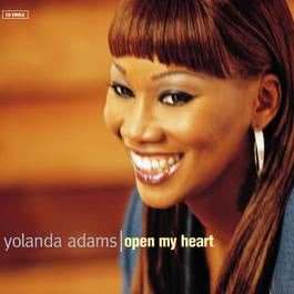 Open My Heart (Digital Download) 2000 Yolanda Adams