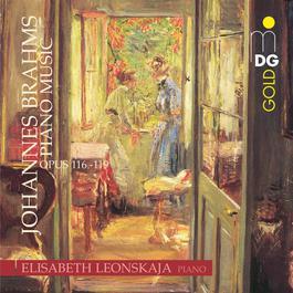 Brahms: Piano Works, Op. 116-119 2013 Elisabeth Leonskaja