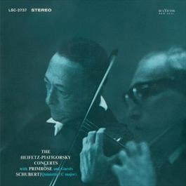 Schubert: Quintet, D. 956/Op. 163 in C, 2011 Jascha Heifetz